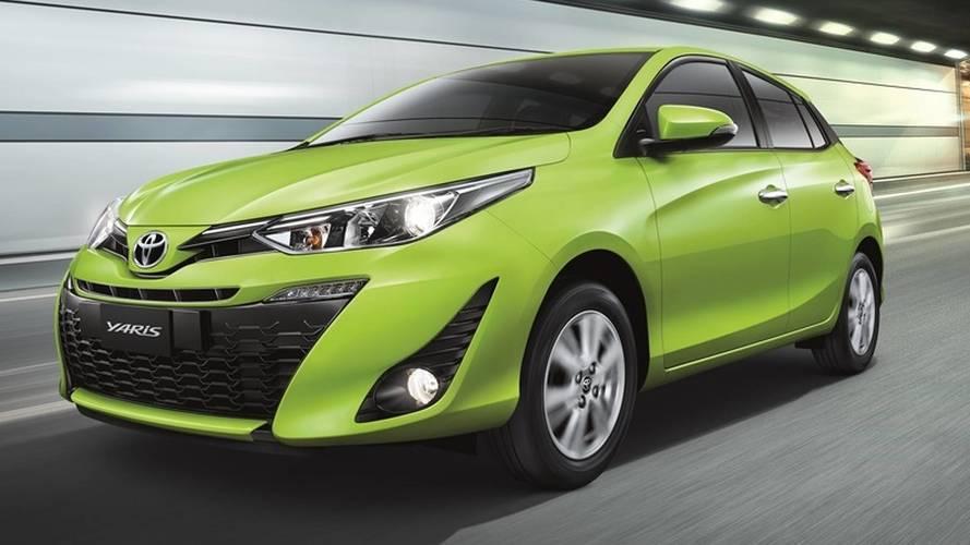 Novidades Toyota: Yaris no meio do ano, Etios mais equipado e Hilux reestilizada