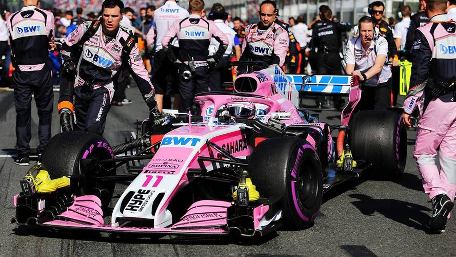 Force India saved by Lance Stroll's father