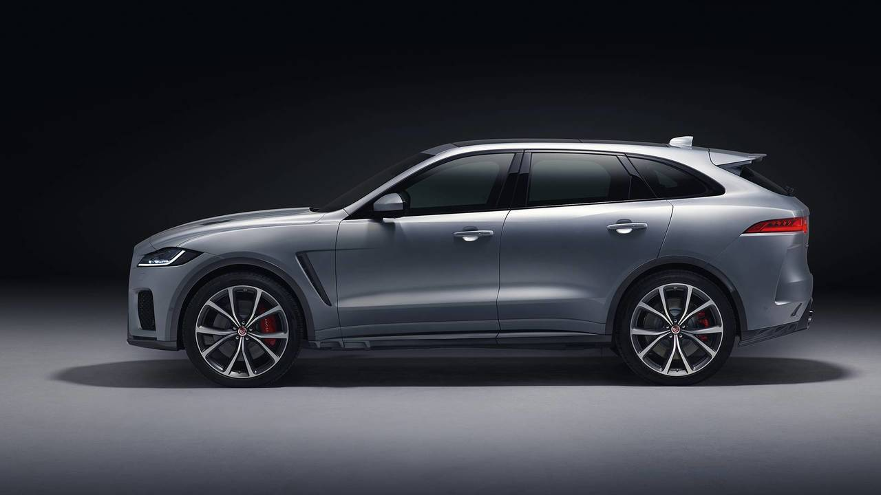 Jaguar J Pace Coming In 2021 With Upgraded Range Rover Platform