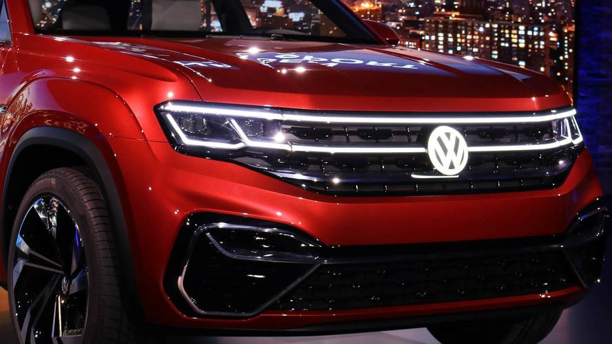 Volkswagen va avoir un nouveau logo !