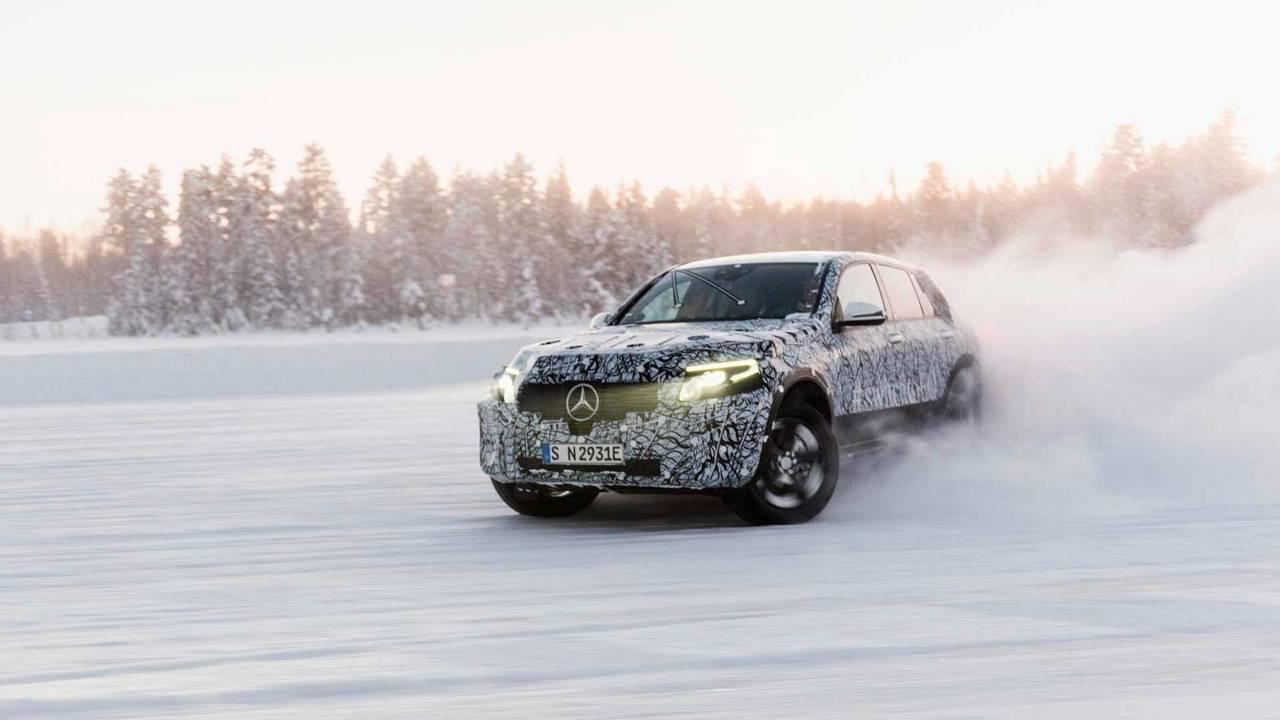 14. Mercedes-Benz EQC