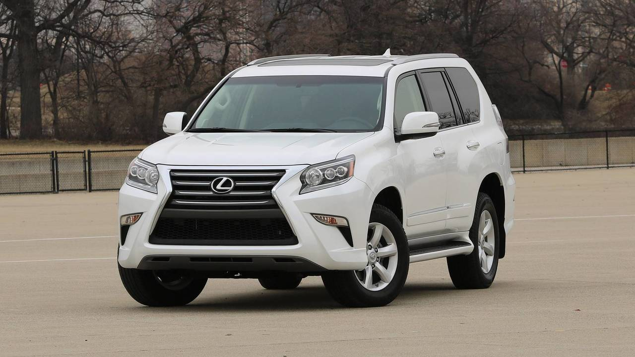2018 lexus gx 460 review old school and proud. Black Bedroom Furniture Sets. Home Design Ideas