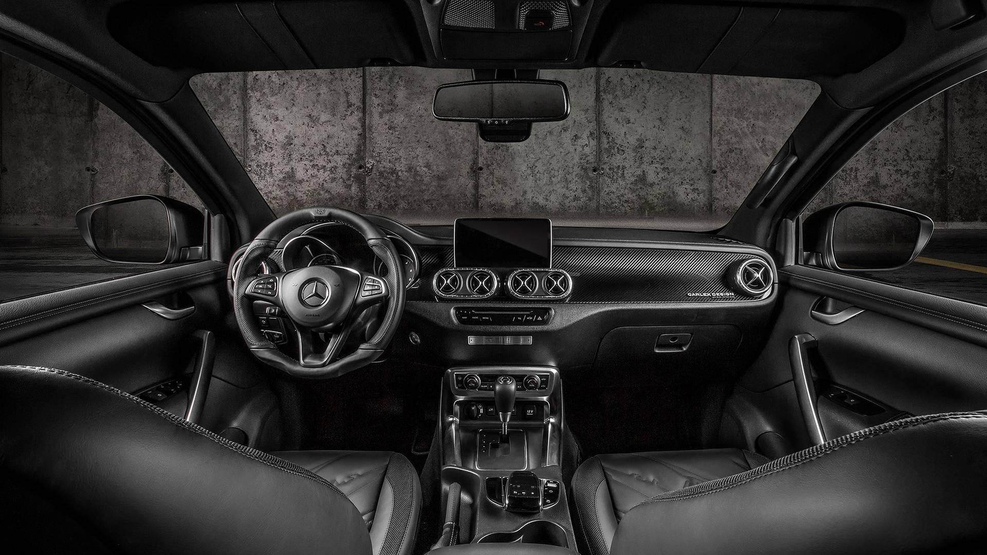 Mercedes Classe X Ganha Visual Mad Max Antes De Chegar Ao Brasil
