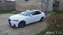 Essai Lexus IS 300h