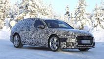 Erwischt: Audi S6 Avant