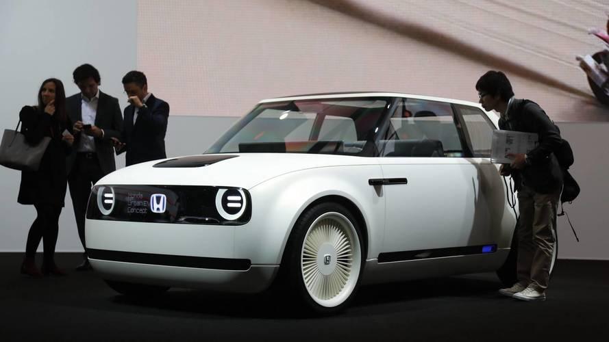 Honda Urban EV, in vendita fra un anno