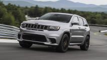 So viel kostet der Jeep Grand Cherokee Trackhawk