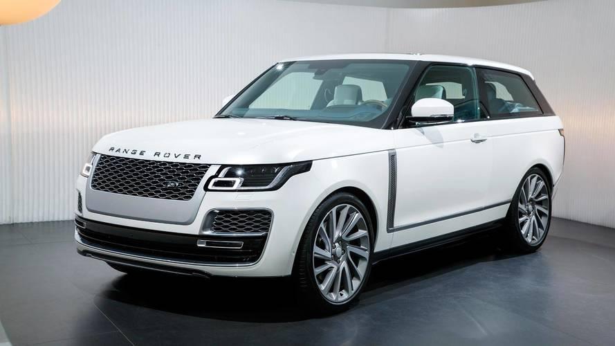 Le Range Rover SV Coupé ressuscité grâce à Lister ?