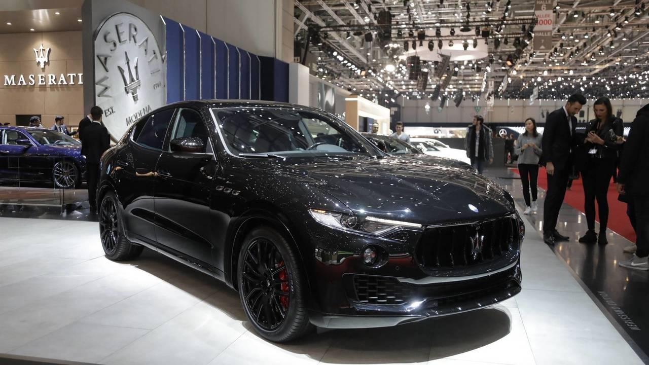 Maserati al Salone di Ginevra 2018