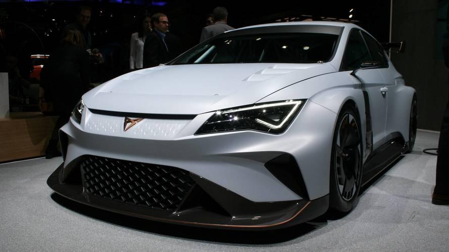 Cupra e-Racer al Salone di Ginevra 2018