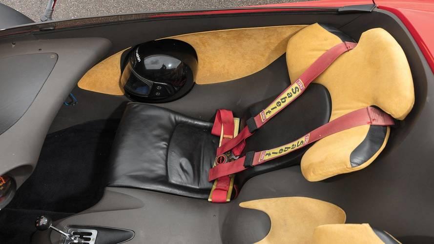 1989 Ferrari 328 GTS Conciso Concept by Michalak