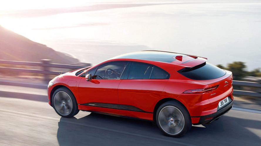 Jaguar I-Pace: Alle Infos