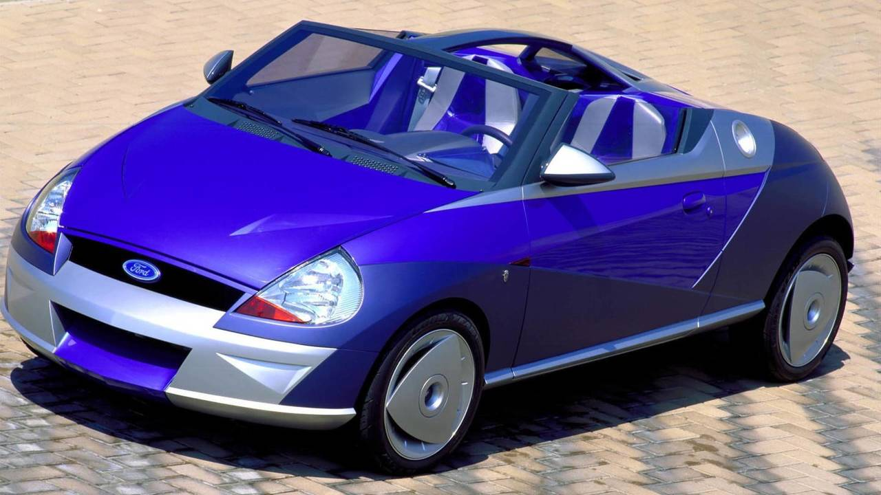 Conceitos Esquecidos: Ford Ghia Saetta