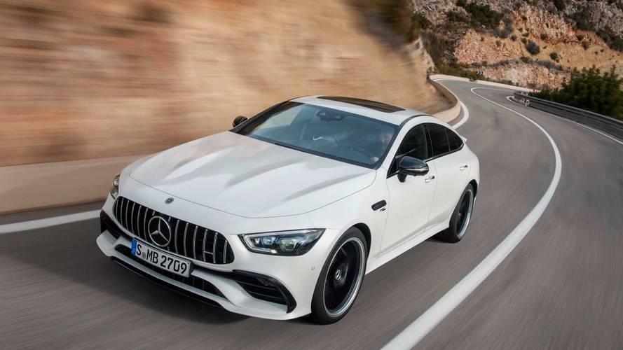 Mercedes-AMG GT 4 puertas Coupé 2018