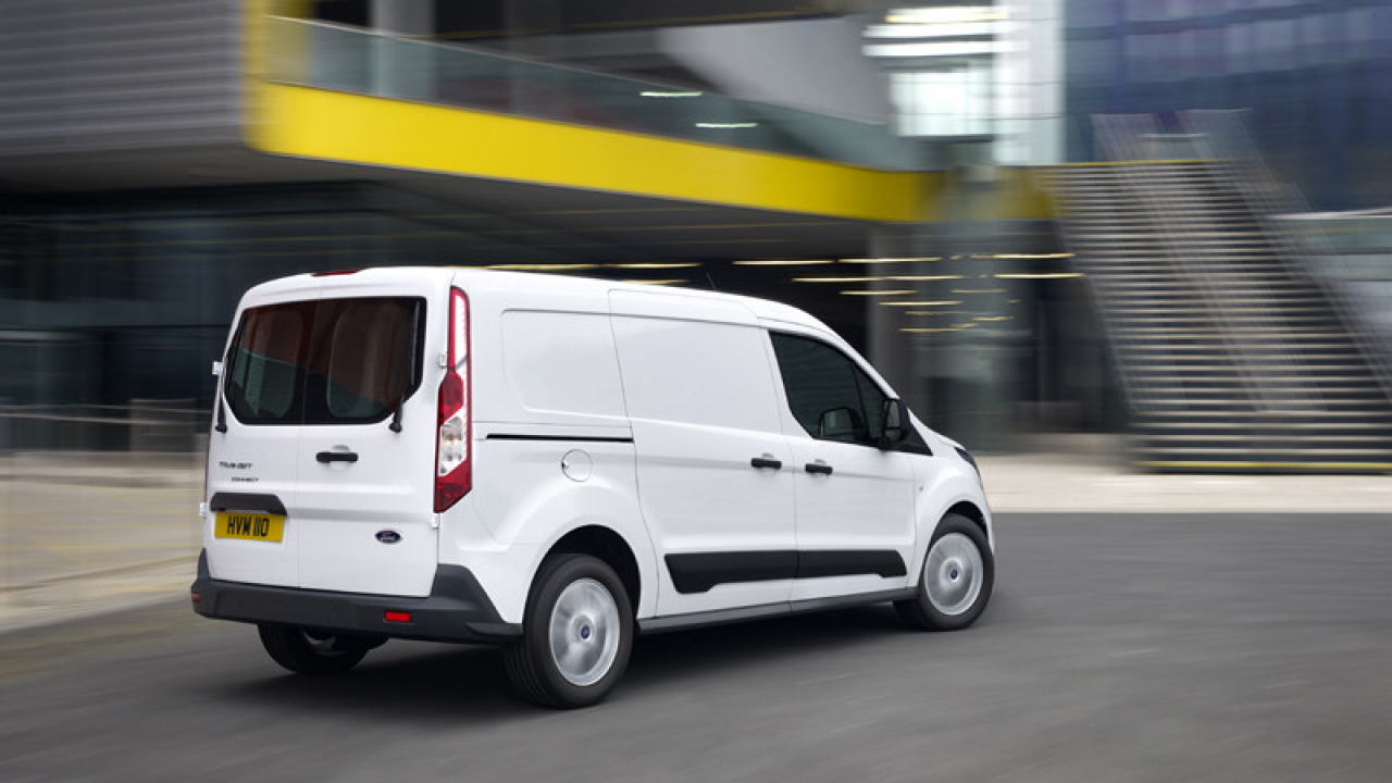 Nuovo Ford Transit Connet