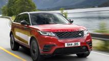 Range Rover Velar und Jaguar F-Pace