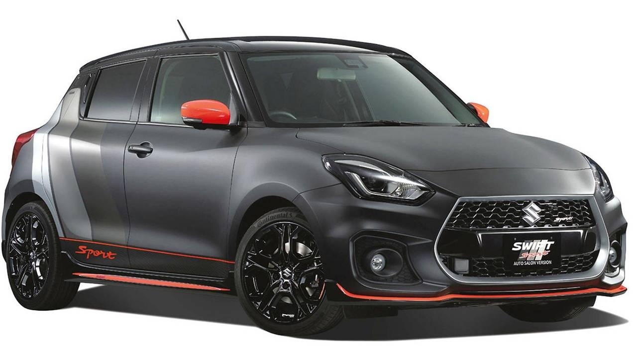 Swift Sports Auto Salon Version