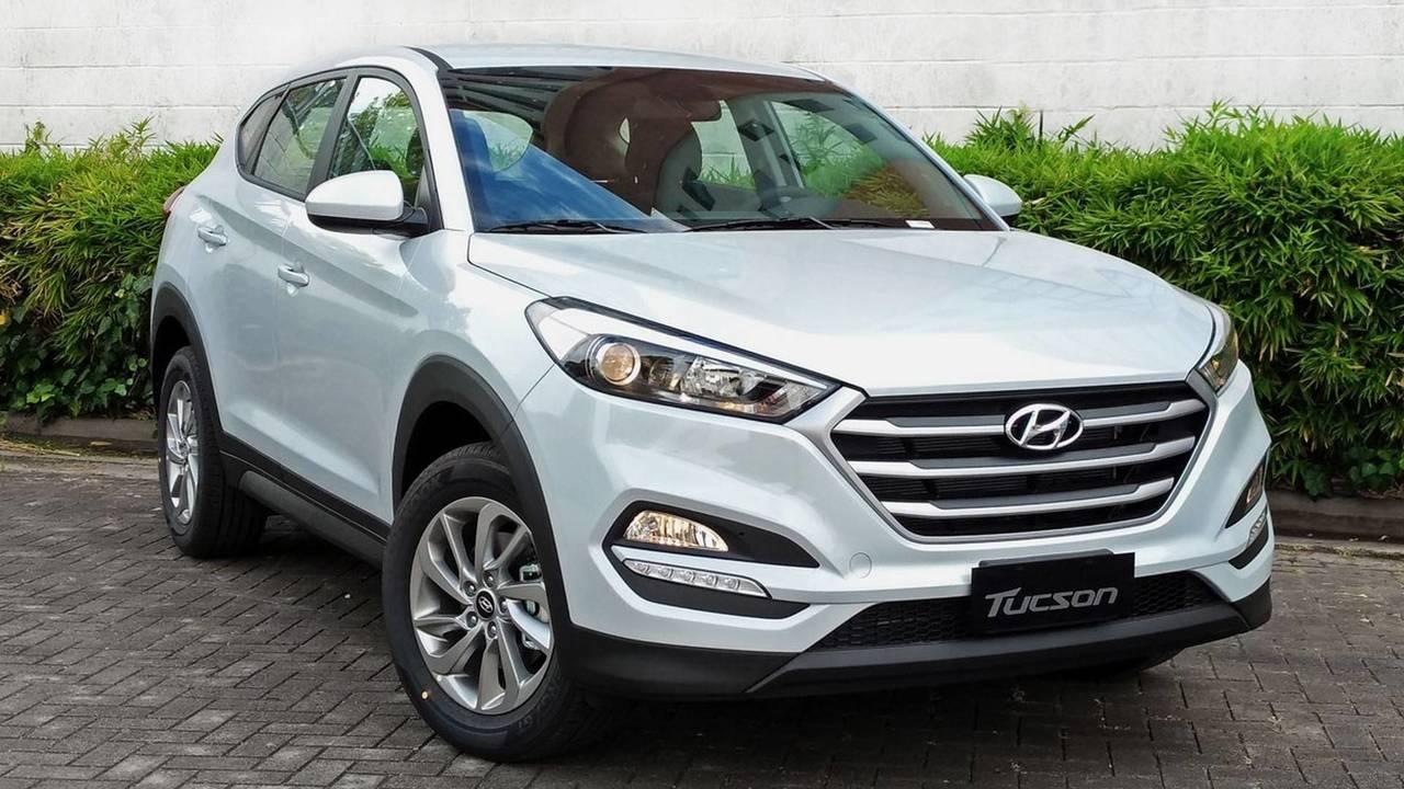 Hyundai Tucson Style (Argentina)