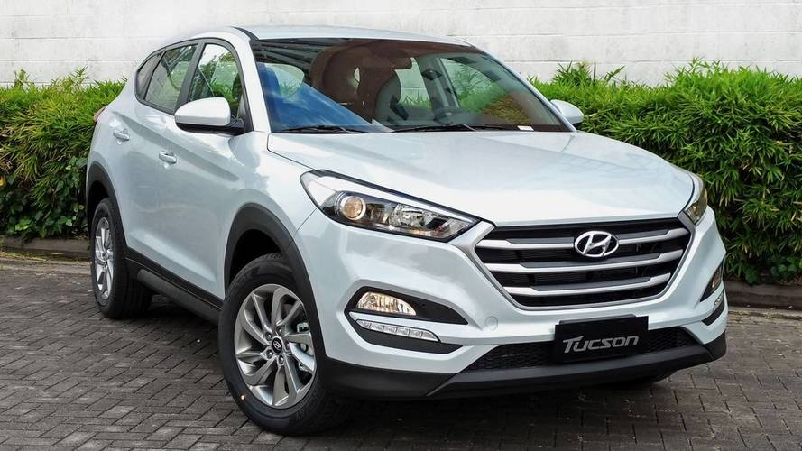 Nova versão de entrada do Hyundai Tucson na Argentina seria uma boa para o Brasil