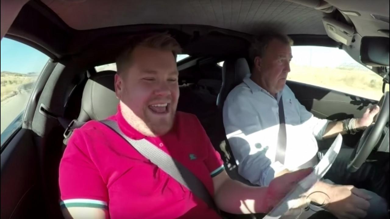[Copertina] - Jeremy Clarkson, ecco chi l'ha battuto e come [VIDEO]