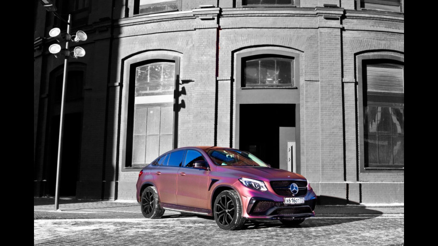 "Mercedes-AMG GLE 63 LARTE Design, una ""street fighter"" di razza"