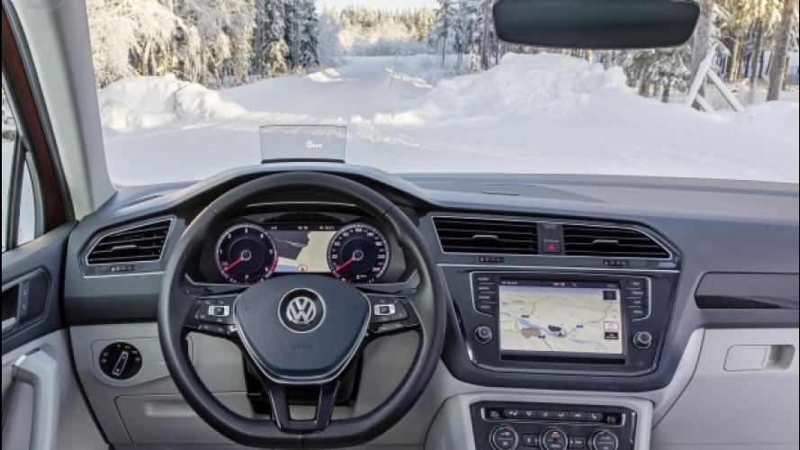 Sulle Volkswagen arriva il parabrezza sbrinabile