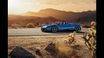 Pagani Huayra Roadster, 764 CV all'aria aperta
