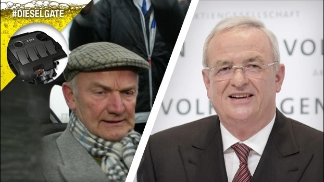 [Copertina] - Dieselgate, Volkswagen minaccia azioni legali contro Piech