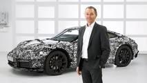 Porsche 911, primeras imágenes oficiales