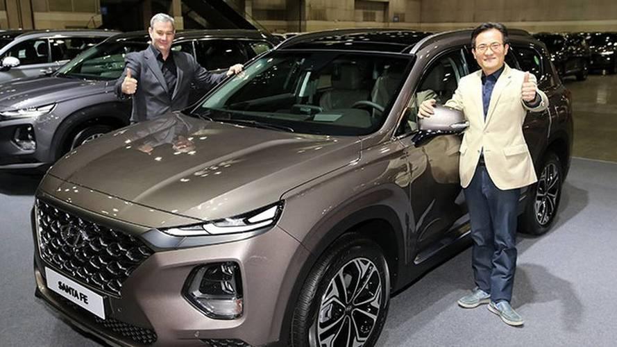 Vídeo - Novo Hyundai Santa Fe 2019 estreia em Genebra