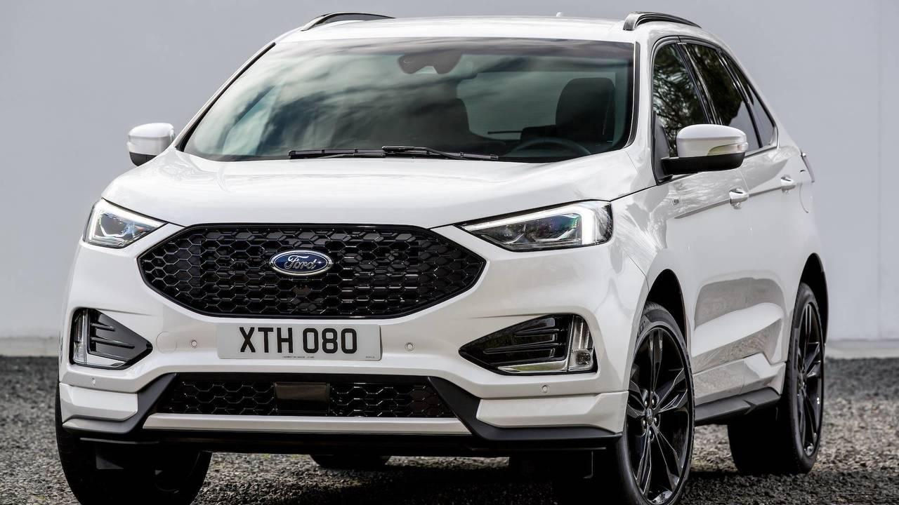 Ford Edge restyling, a Ginevra con tanta sicurezza in più