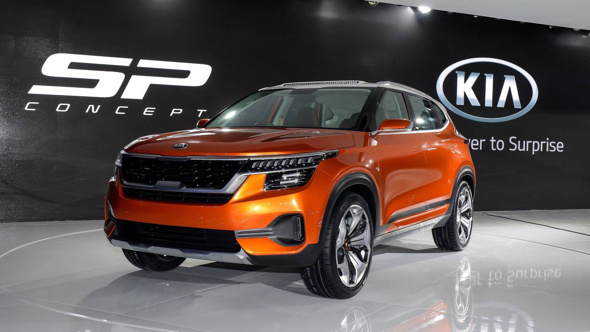 Kia Compact Crossover Confirmed For U.S. Launch Next Year