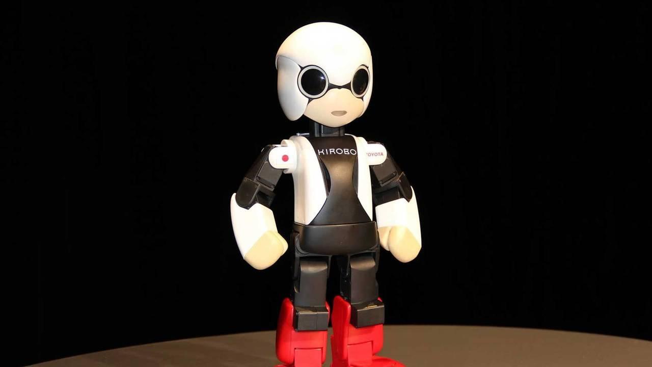 Voz da Toyota para o astronauta do robô de Kirobo