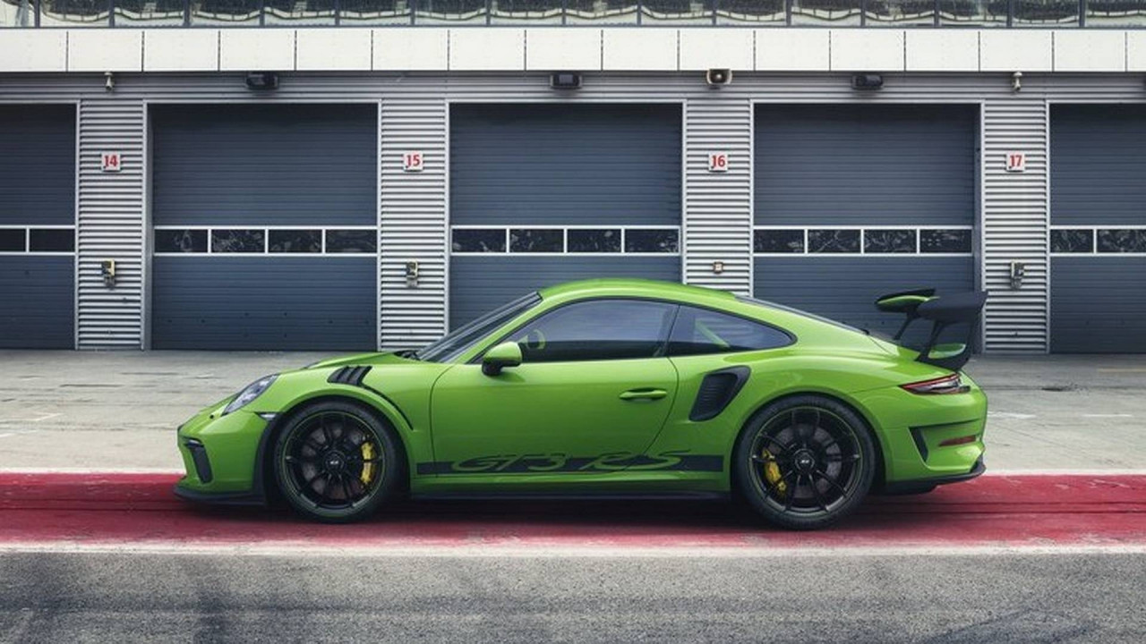 [Copertina] - Porsche 911 GT3 RS, le prime foto