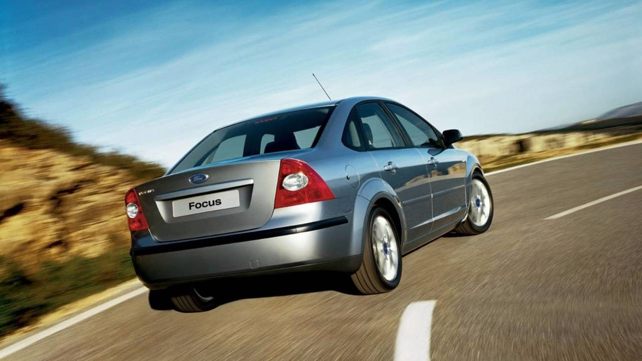 2004-2008 Ford Focus Sedan