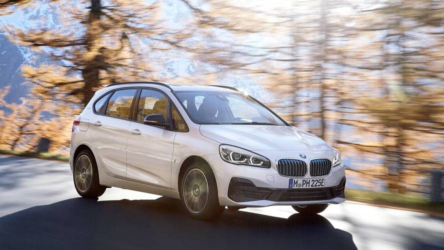 2018 BMW 2 Series Active Tourer