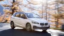 BMW 2er Active Tourer Facelift 2018