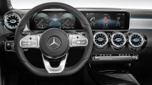 Mercedes: Das neue A-Klasse-Cockpit im Detail