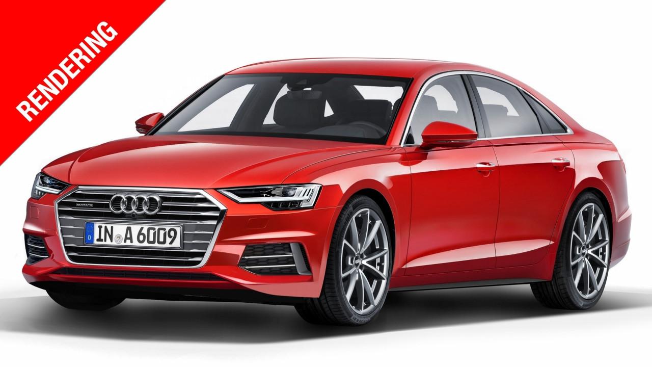 [Copertina] - Nuova Audi A6, la piccola ammiraglia diventa più slanciata