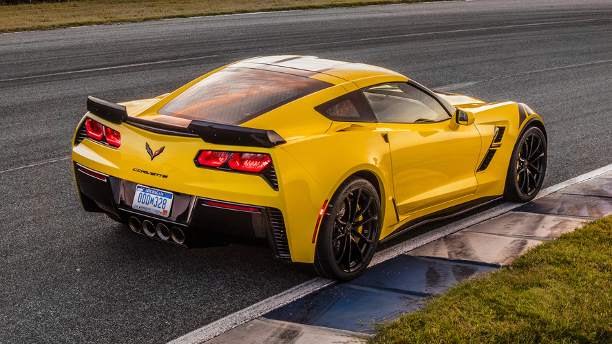 2017 Chevy Corvette Grand Sport: First Drive