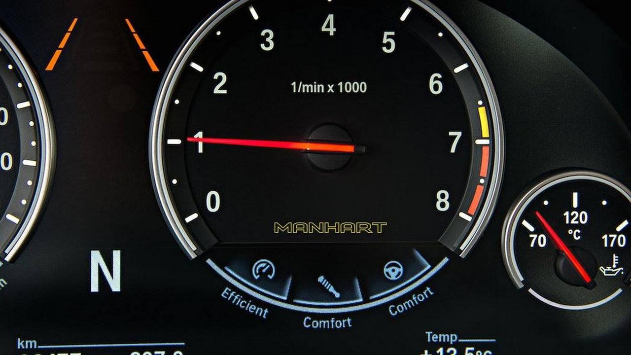 BMW X6M by Manhart