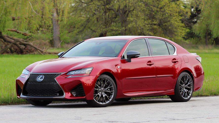 Is Lexus killing the GS saloon next year?