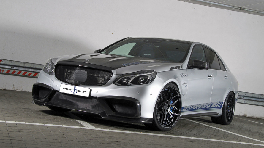 Tuned Mercedes-AMG E63 boasts a street-legal 1,020 hp