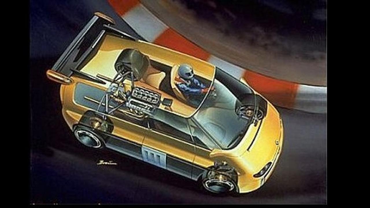 1994 Renault Espace F1 konsepti