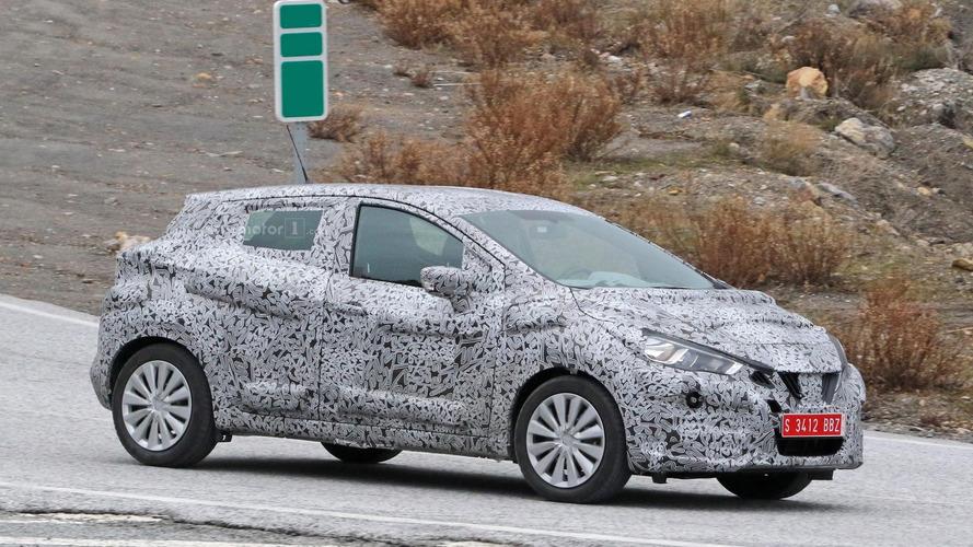 2017 Nissan Micra seems bigger, sharper