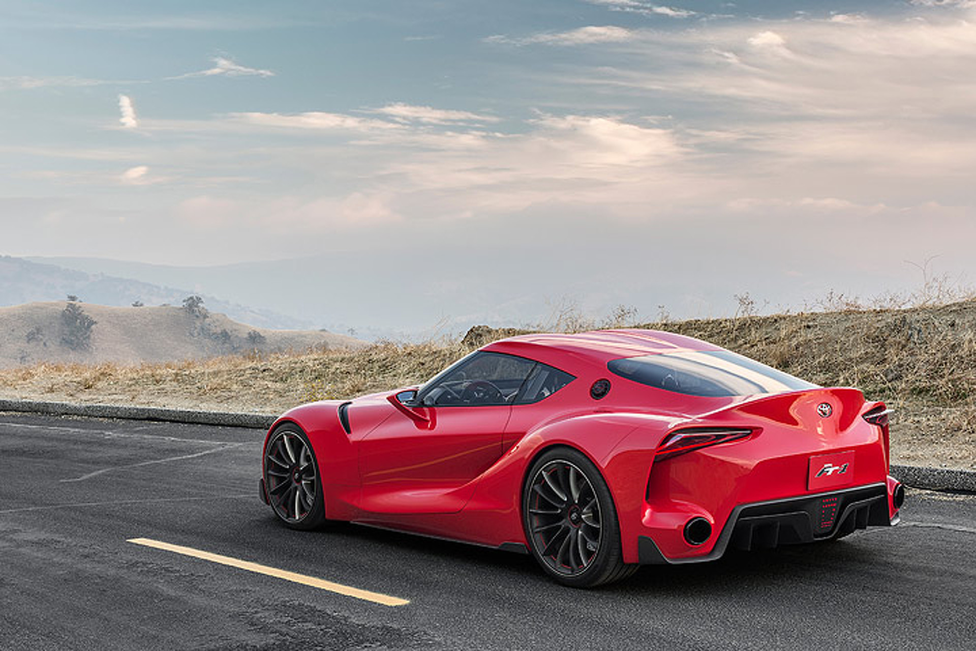 Next-Gen Supra May Aim Between Porsche 911 and Cayman
