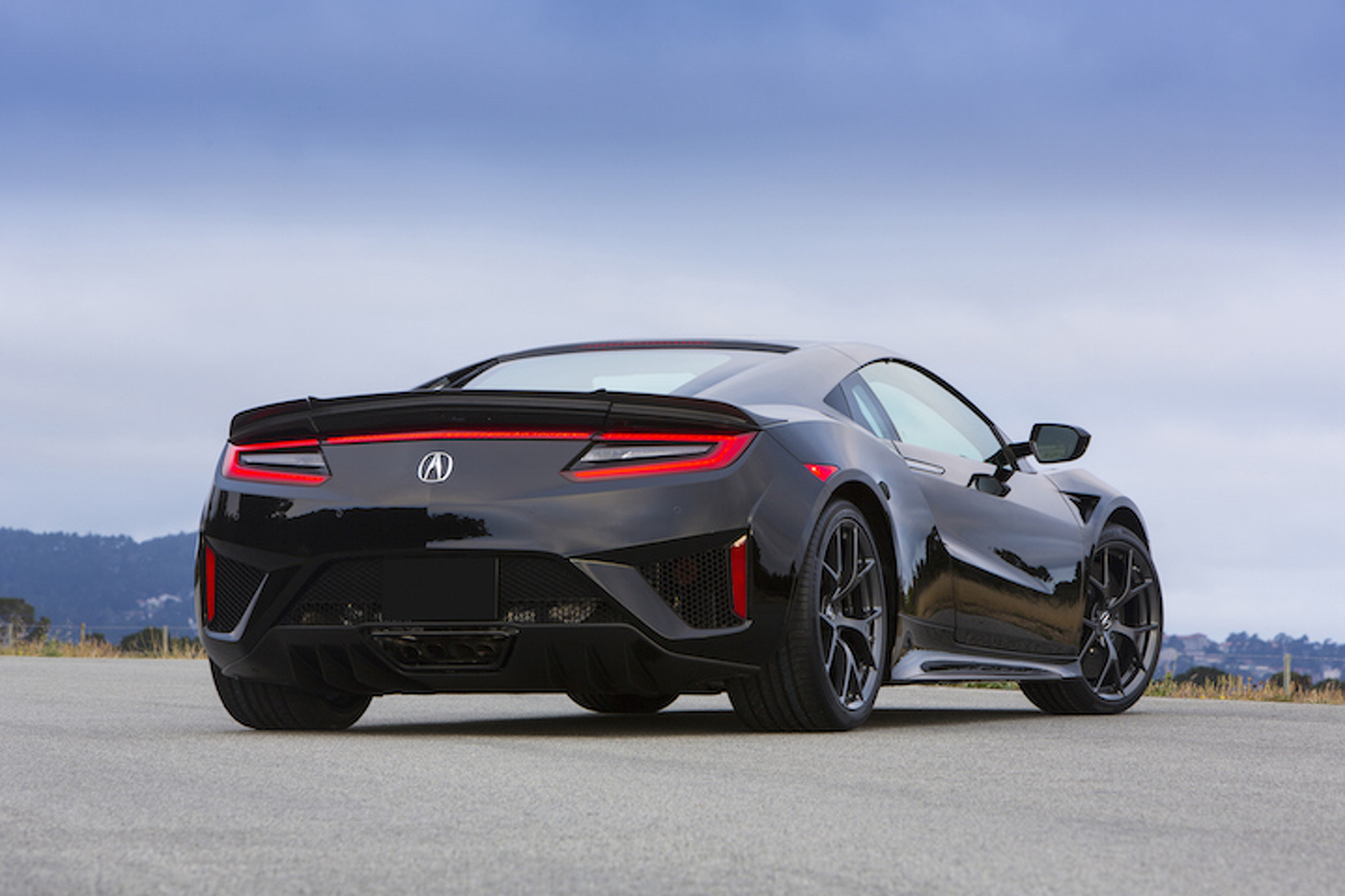 The Acura NSX Will be a Perfect Halo Car, And Here's Why