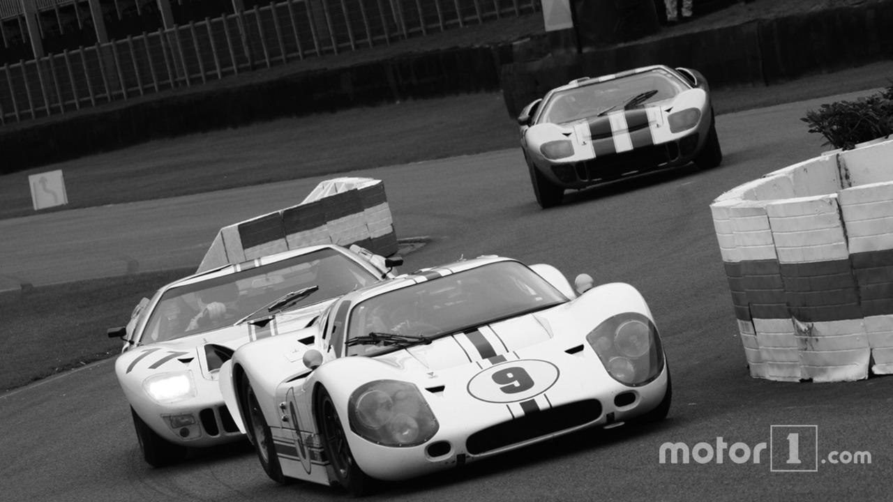 Whitsun Trophy, Ford GT40 race