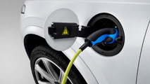 Volvo electrified vehicles