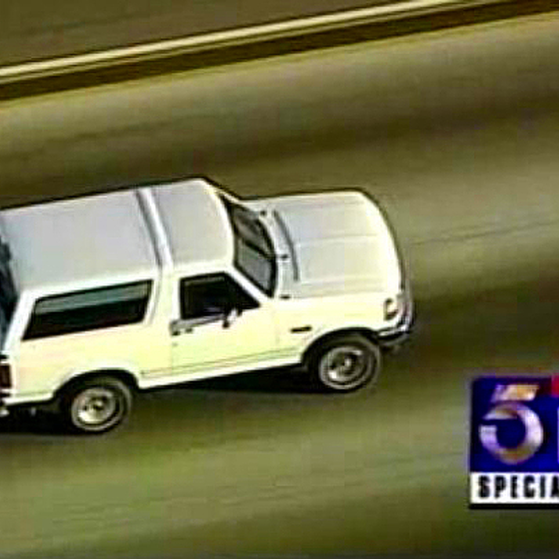 Was the o j simpson trial to blame for the demise of the ford bronco